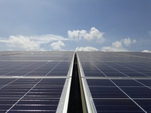 20 kWp solar system at Dansoman branch